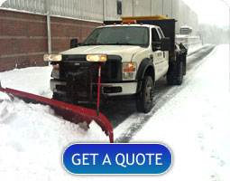 snow plowing get a quote